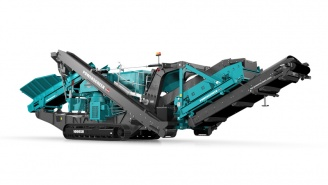 Powerscreen mobile Brechanlage Maxtrak-1000
